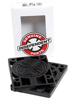 INDEPENDENT Genuine Parts Risers 1/4 inch