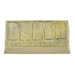 Baker 24k Gold Skateboard Wax