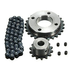 Maiile Sprocket Chain Wheel For 8044 Electric Longboard Skateboard Parts DIY Motor