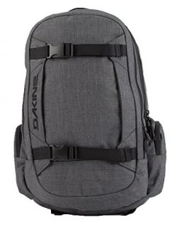 Dakine Mission Backpack, Carbon, 25L