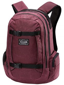 DAKINE Mission 25L Laptop Backpack – 15″ (Plum Shadow)