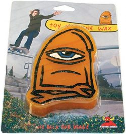 Toy Machine Orange Transmissionator Wax Skateboard Wax