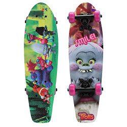 PlayWheels Trolls 21″ Wood Cruiser Skateboard