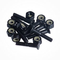FunBox Longboard Skateboards Cruiser Hardware Screws 1″ 1.25″ 1.5″ 1.75″ ...