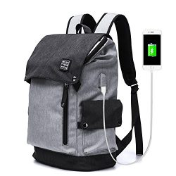 MR. YLLS Business Laptop Backpack for Men/Women Anti theft Tear/Water Resistant Travel Bag Schoo ...