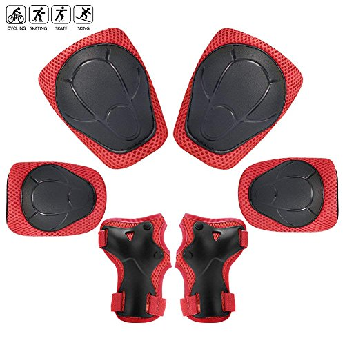 sugoo gift for 3 12 year old boy kids skateboard for kids knee pads