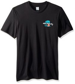 adidas Originals Men's Skateboarding Island Skate Tee, Black, S