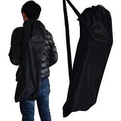 "Quaanti 33.5""x11.2"" Nylon Skateboard Longboard Sport Shouder Bag Travel Carry Case B ..."