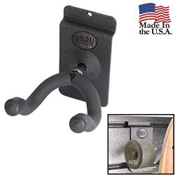 US2U Displays Skateboard Wall Hanger or Longboard Mount for 3 inch slatwall – US06-3SW-S
